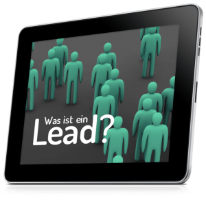 Was ist ein Lead?