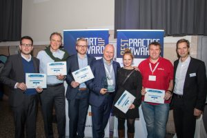 leadtributor Finalist beim BARC Start-up Award