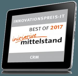Auszeichnung für die leadtributor GmbH: <br>Das Unternehmen gehört zu den innovativsten in Deutschland