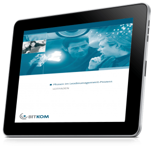 Bitkom Leitfaden Lead Management