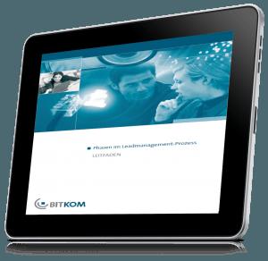 Bitkom: Im B2B ist gutes Leadmanagement der Umsatztreiber