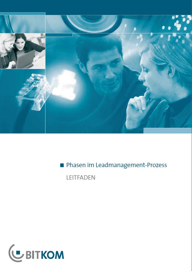 BITKOM: Phasen im Leadmanagement Prozess